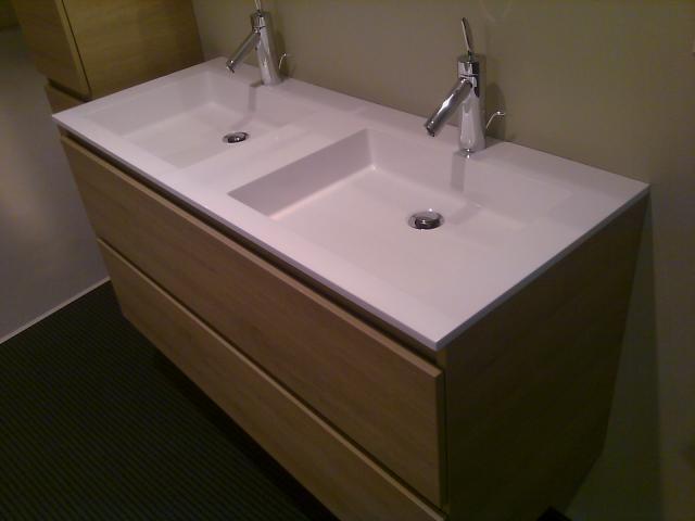 Wastafelmeubel badmeubel badkamerkast badkamermeubel